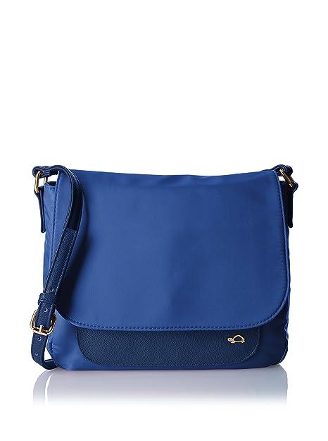 d9c774af2e carpisa Borsa a tracolla donna blu blu: Amazon.it: Scarpe e borse