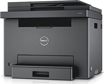 Dell E525W Color Laser All-in-One Printer