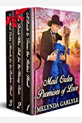 Mail Order Promises of Love: A Historical Western Romance Book Collection Kindle Edition