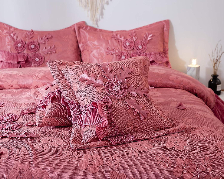 King Tache Home Fashion BM1227-K 6 Piece Royal Dreams Comforter Set