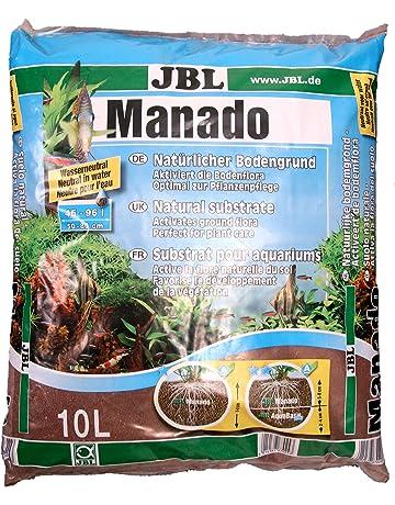 JBL Manado, Suelo Natural para acuarios de Agua Dulce