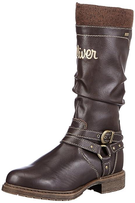s.Oliver Mädchen Casual Klassische Stiefel