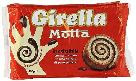 10 opinioni per Motta -Girella Cacao Gr.280