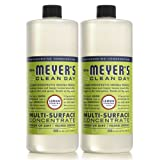 Amazon Price History for:MRS MEYERS Multi-Surface Concentrate, Lemon Verbena, 32 Fluid Ounce (Pack of 2)