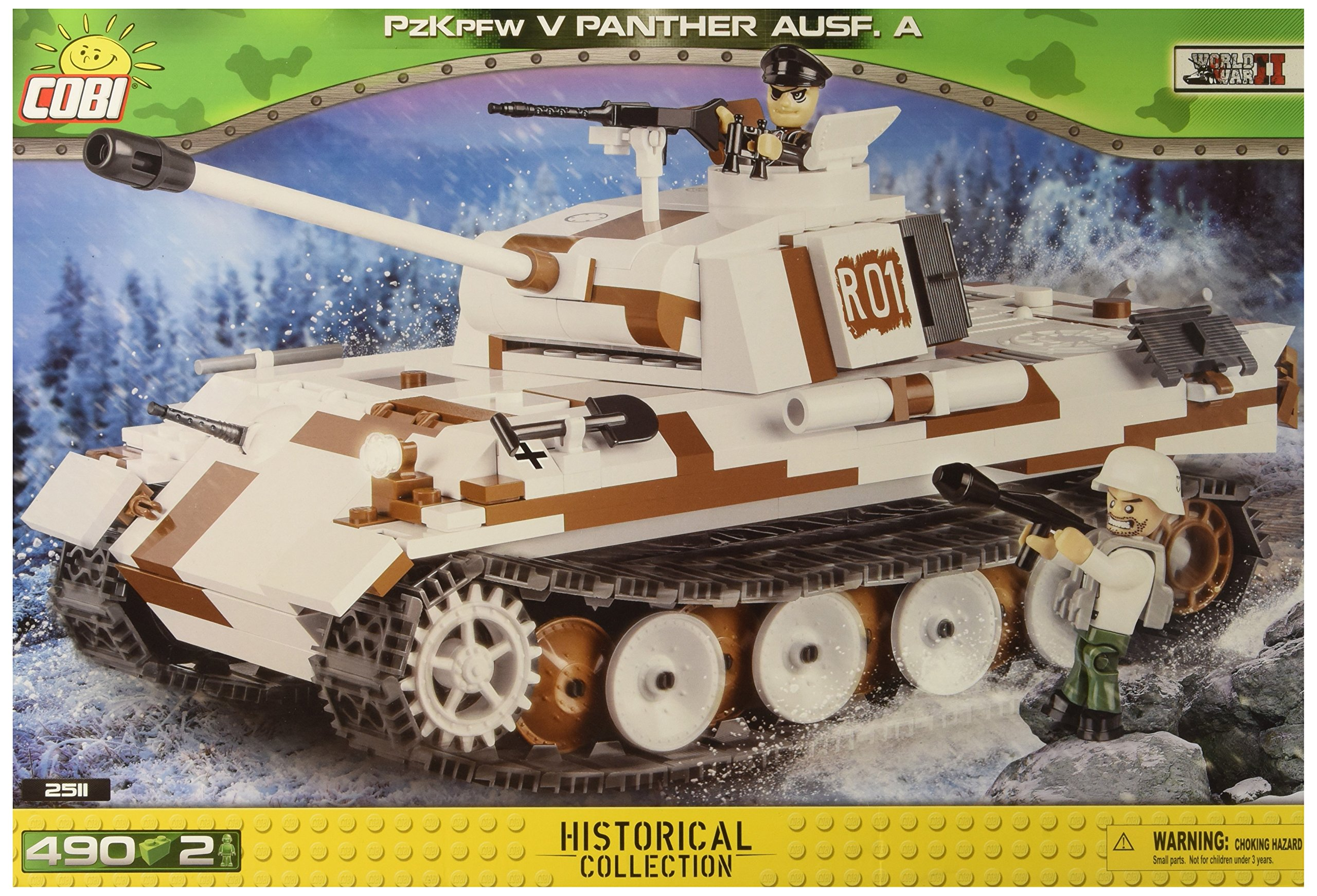 Cobi Small Army Jagdpanzer 38 Hetzer NEU OVP