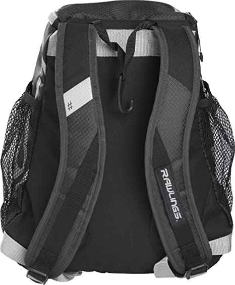 b237a64115d Amazon.com  Rawlings R400 Youth Player s Backpack  Sports   Outdoors