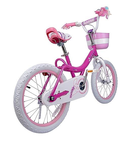 8f47953f1186d Amazon.com   Bunny Girl s Bike Fushcia 12 inch Kid s bicycle   Sports    Outdoors