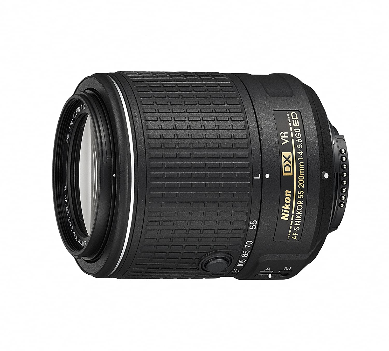 Nikon  mm  F AF S DX G ED VR II