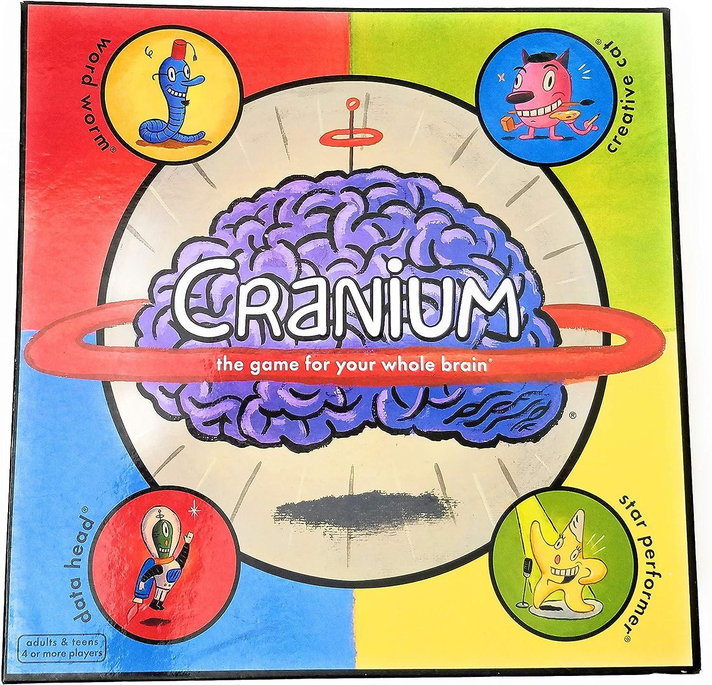 Amazon.com: Cranium: Toys & Games