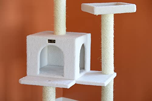 Review-on-Armarkat-Cat-tree-Furniture-Condo-Height -57-Inch