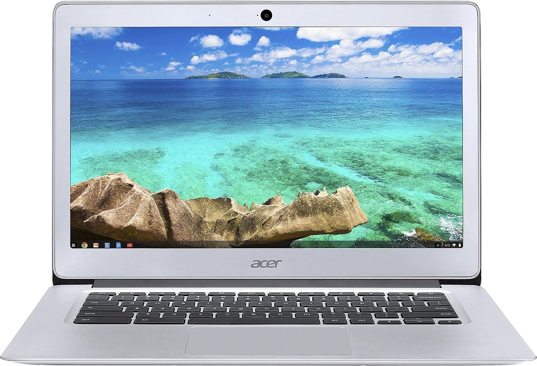 Acer 14in Chomrebook, Intel Celeron N3160 1.60 GHz, 4GB Ram, 32GB Flash, Chrome OS | CB3-431-C5FM ( Renewed)