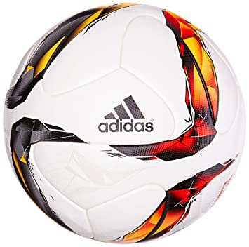 Adidas Fussball Torfabrik Offizieller Spielball White Solar Red Black Solar Orange 58 X 37 X 2 Cm 20 Liter