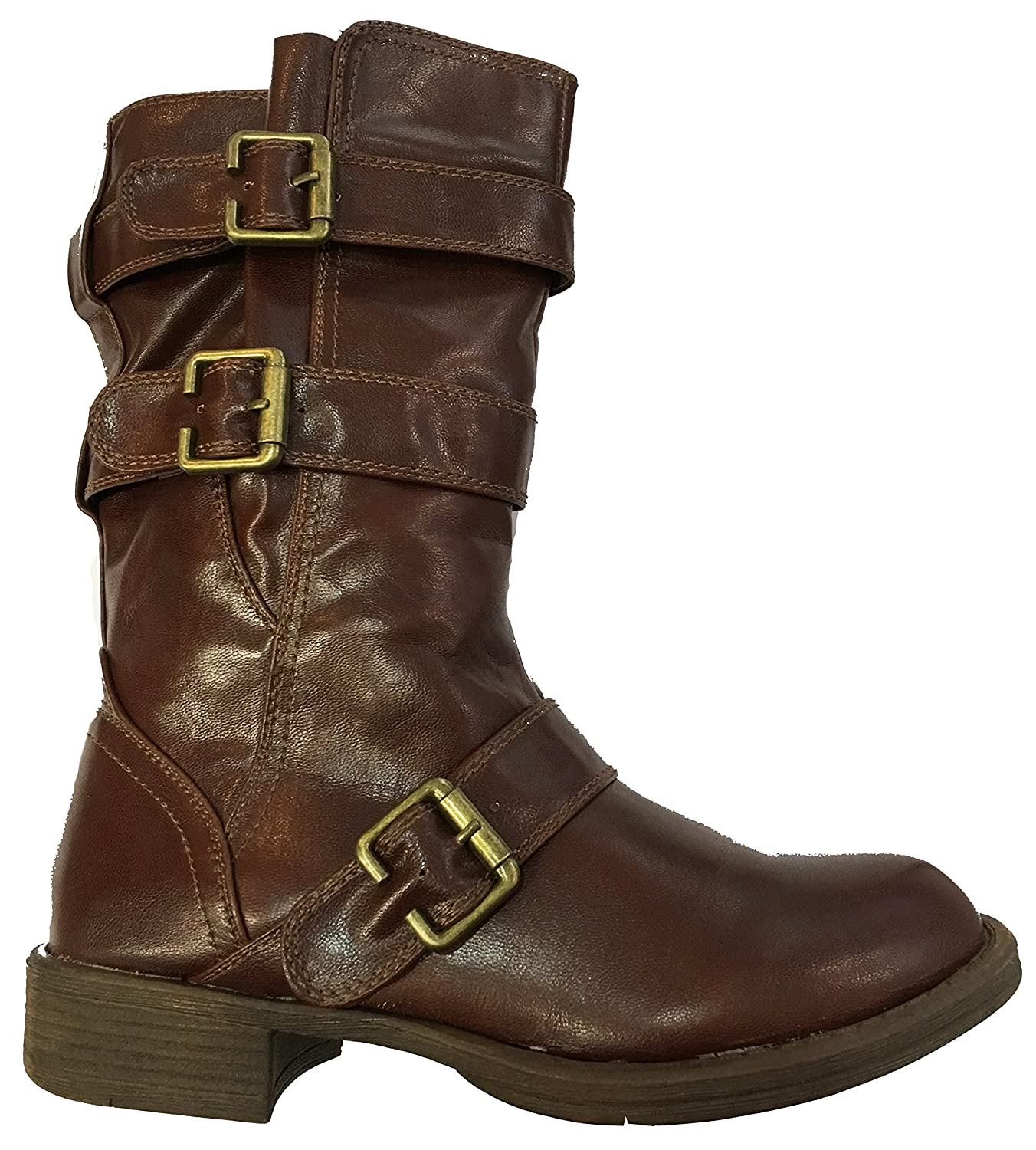 Manfield Damen flb431 Chestnut Damen Manfield Stiefel - 47e139