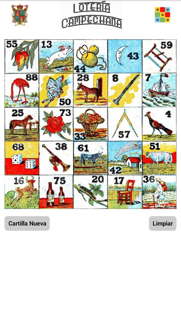 Lotería Campechana - Versión Tablet: Amazon.es: Appstore