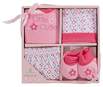Blossom Beauties Layette Gift Set