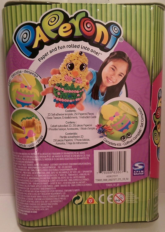 Amazon.com: Paperoni Chick: Toys & Games