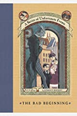 A Series of Unfortunate Events #1: The Bad Beginning Kindle Edition