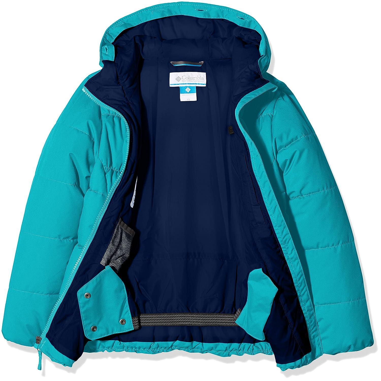 Columbia Girls GYROSLOPE Jacket-Pacific Rim M