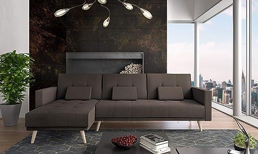 SelectionHome - Sofa Chaise Longue, convertible en cama ...