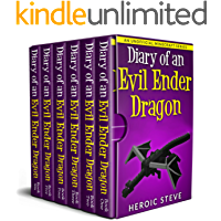 Diary of an Evil Ender Dragon Complete Series Books 1 - 6 (An Unofficial Minecraft Book)