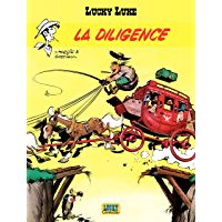 Lucky Luke - tome 1 - La Diligence (French Edition)