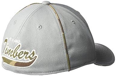buy popular be7cc 2cfb9 Amazon.com   adidas MLS Mens MLS SP17 Fan Wear Gray Camo Flex Cap   Clothing
