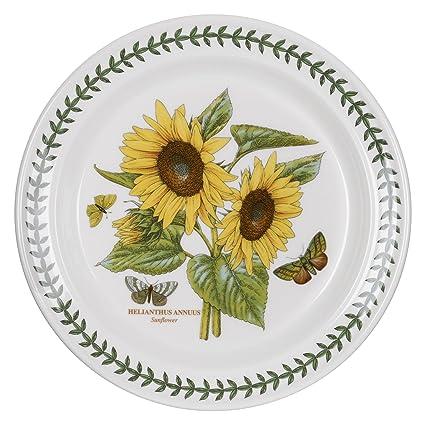 Portmeirion Botanic Garden Dinner Plate Sunflower  sc 1 st  Amazon.com & Amazon.com   Portmeirion Botanic Garden Dinner Plate Sunflower ...
