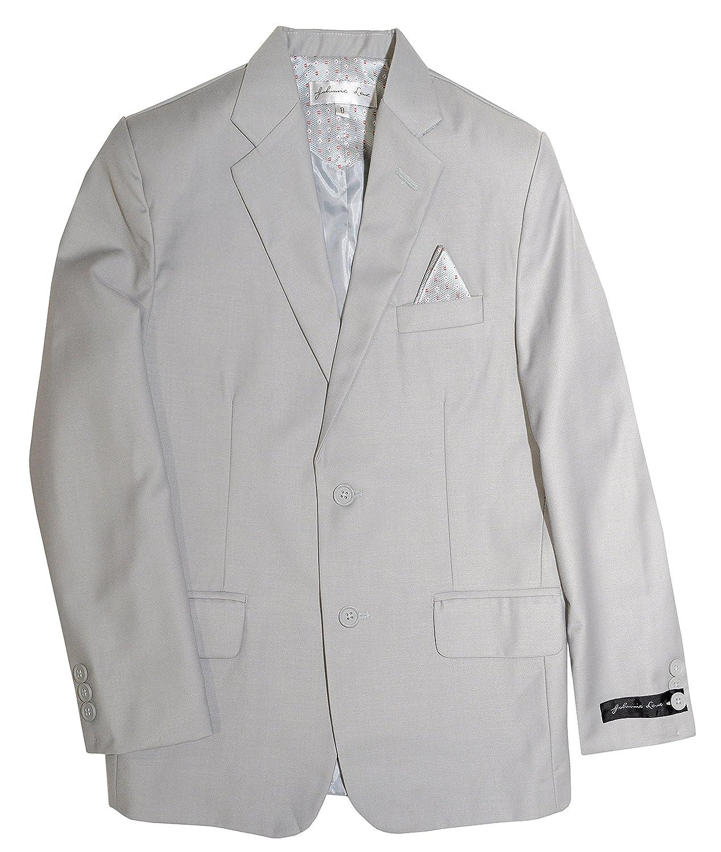 43b7b743e Johnnie Lene Dress Up Boys' Blazer Jacket