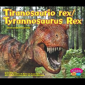 Tiranosaurio rex/Tyrannosaurus Rex (Dinosaurios y animales prehistoricos/Dinosaurs and Prehistoric Animals) (Spanish…