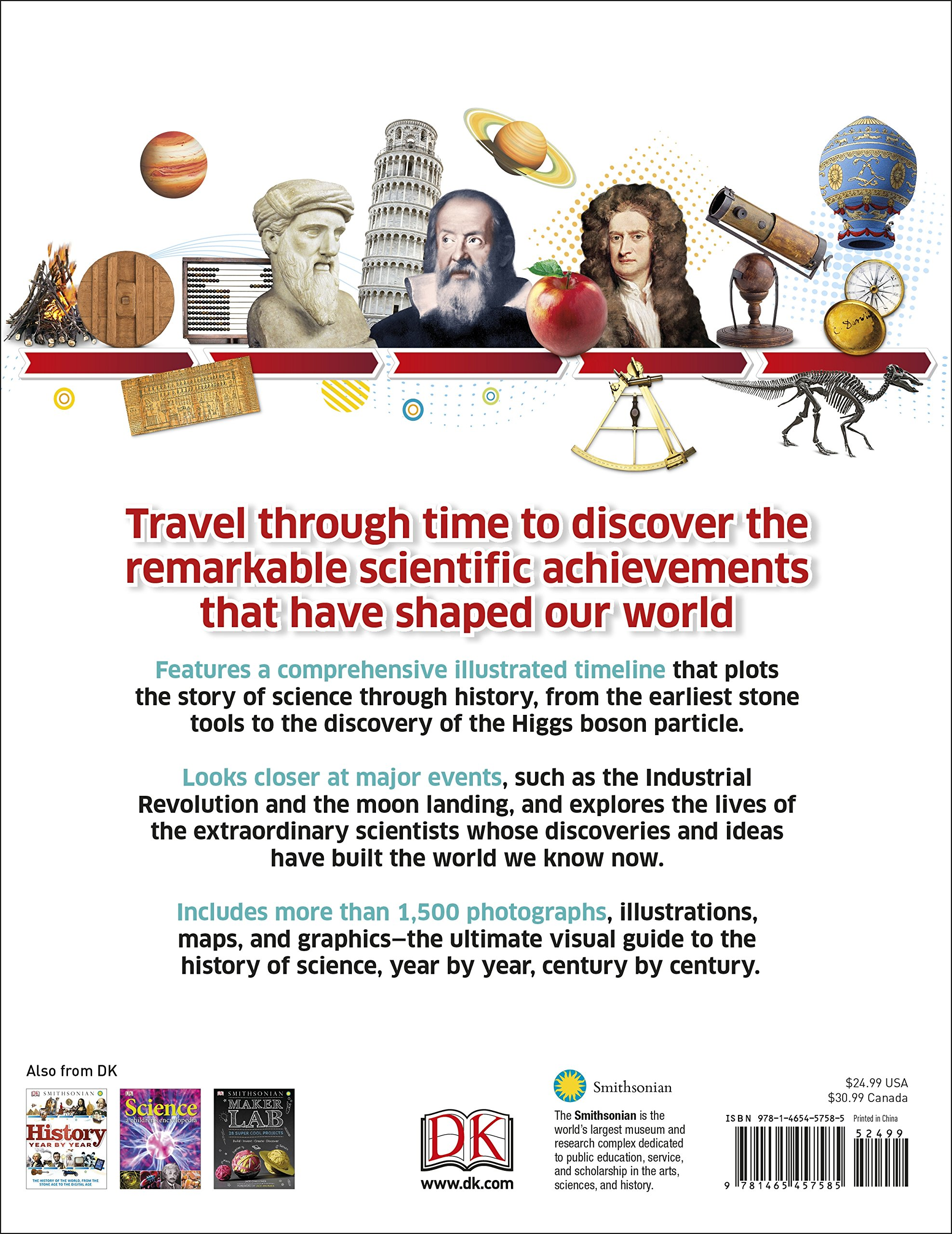 914ythBG8ZL science year by year a visual history, from stone tools to space