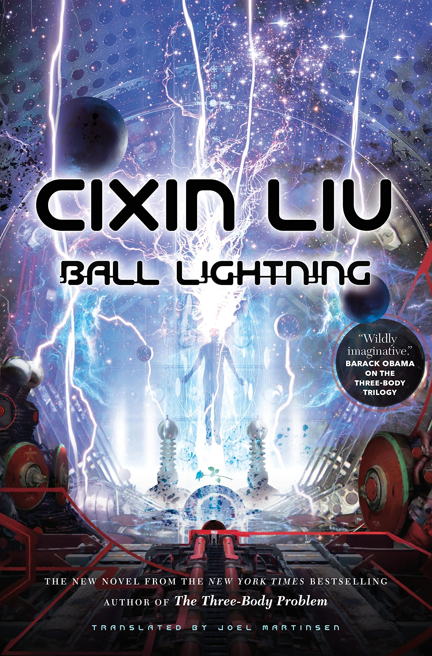 Image result for ball lightning cixin liu