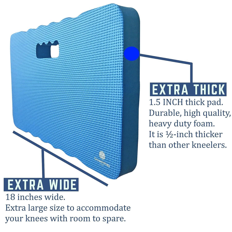 Amazon.com: Thick Kneeling Pads - Multi-purpose Kneeler for ...