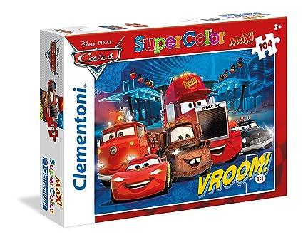 Clementoni Cars Maxi Puzzle (104 Piece)