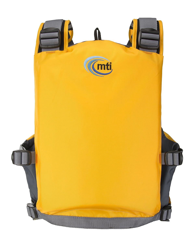 MTI APF All-Person-Fit Life Jacket Mango//Grey