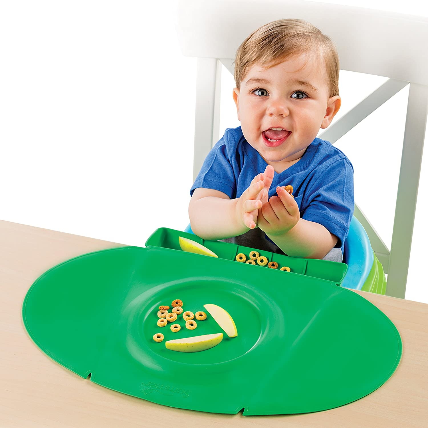 Amazon Summer Infant Tiny Diner 2 Portable Placemat Green