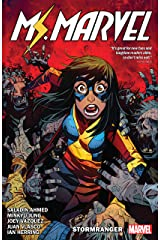 Ms. Marvel by Saladin Ahmed Vol. 2: Stormranger (Magnificent Ms. Marvel (2019-)) Kindle Edition