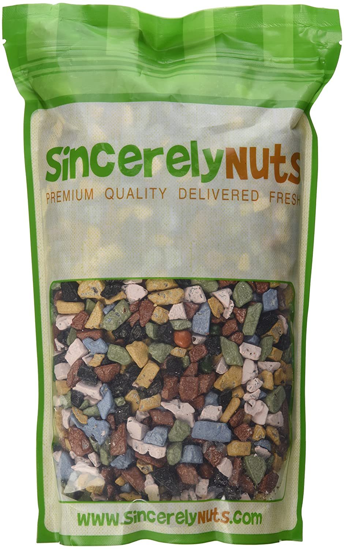 Amazon.com : Milk Chocolate Rocks 3 pound bag (48 ounces of candy ...