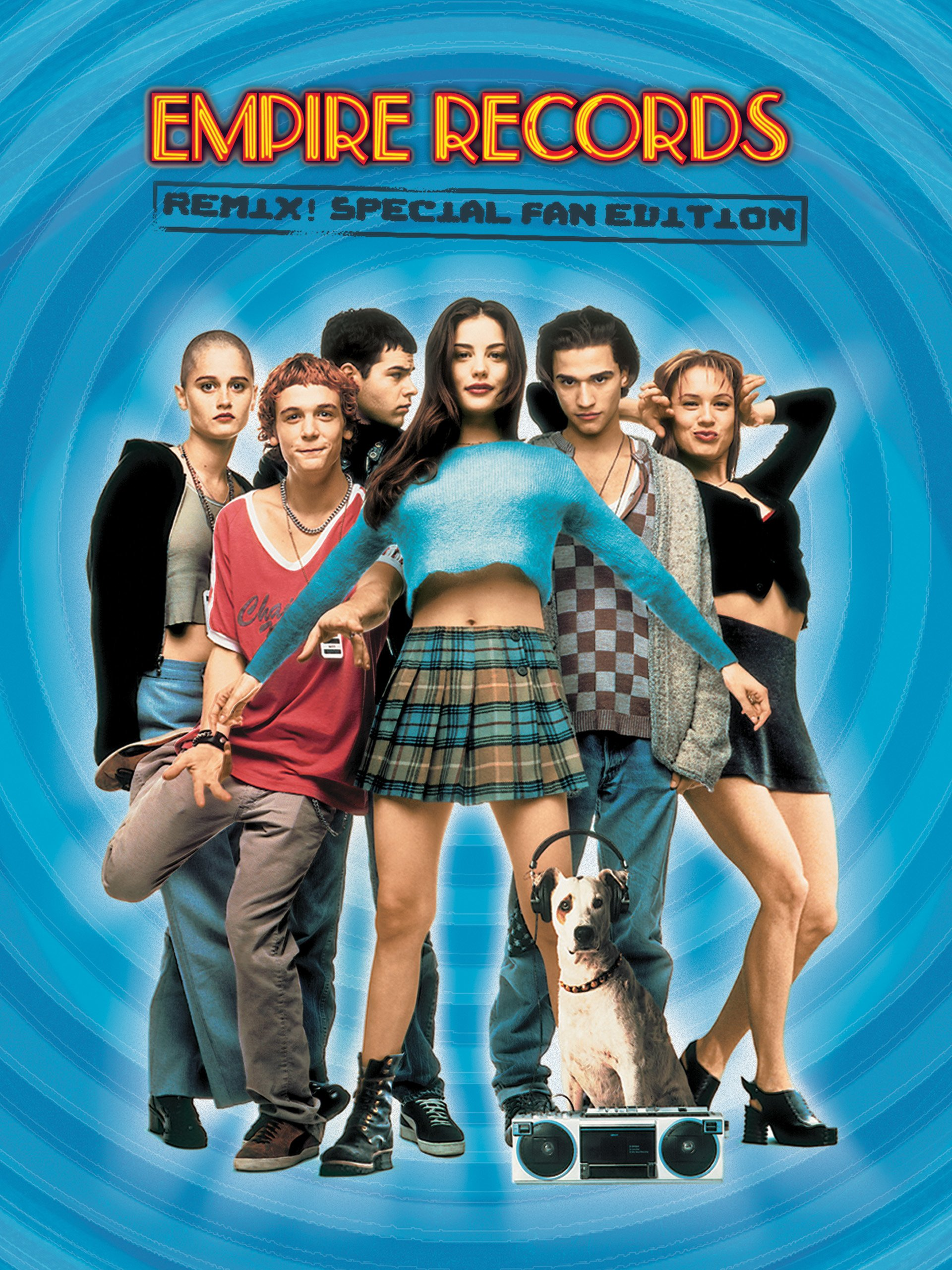 Empire Records (Extended Fox Version)