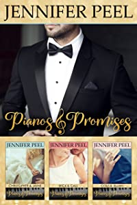 Pianos and Promises Series Complete Box Set: Books 1-3