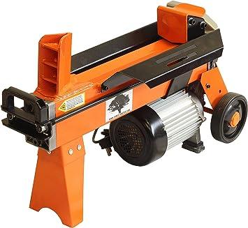Hensita 5 Ton Electric Log Splitter - Best Efficiency
