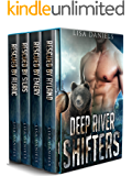 Deep River Shifters 4 Book Box Set