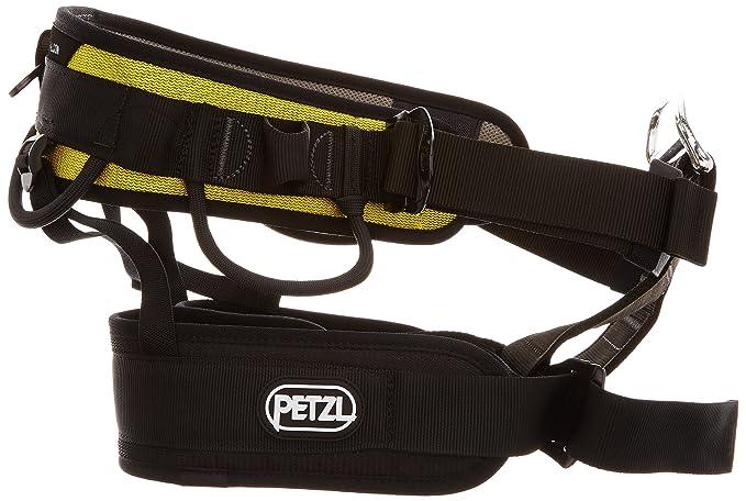 Petzl Klettergurt Alter : Petzl falcon black c aaa amazon sport freizeit