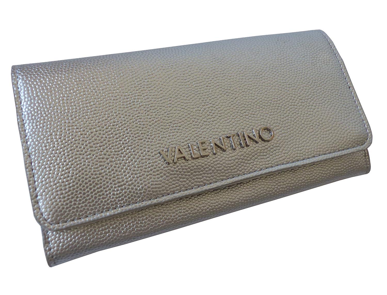 Valentino VPS1R4113G Argento - Cartera para mujer Mujer ...