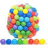 200 Wonder Playball Non-Toxic Non-Recycled Crush Proof Quality Phthalates and BPA Free, 8 Colors