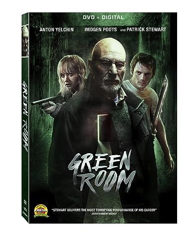 Green Room [DVD + Digital]