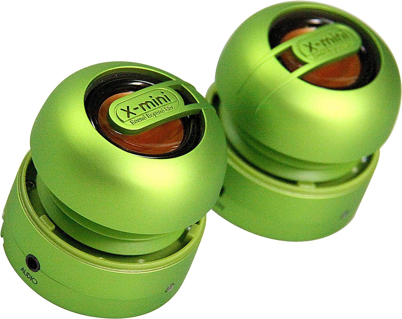 x mini max capsule speaker review