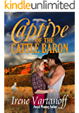 Captive of the Cattle Baron (Selkirk Family Ranch)