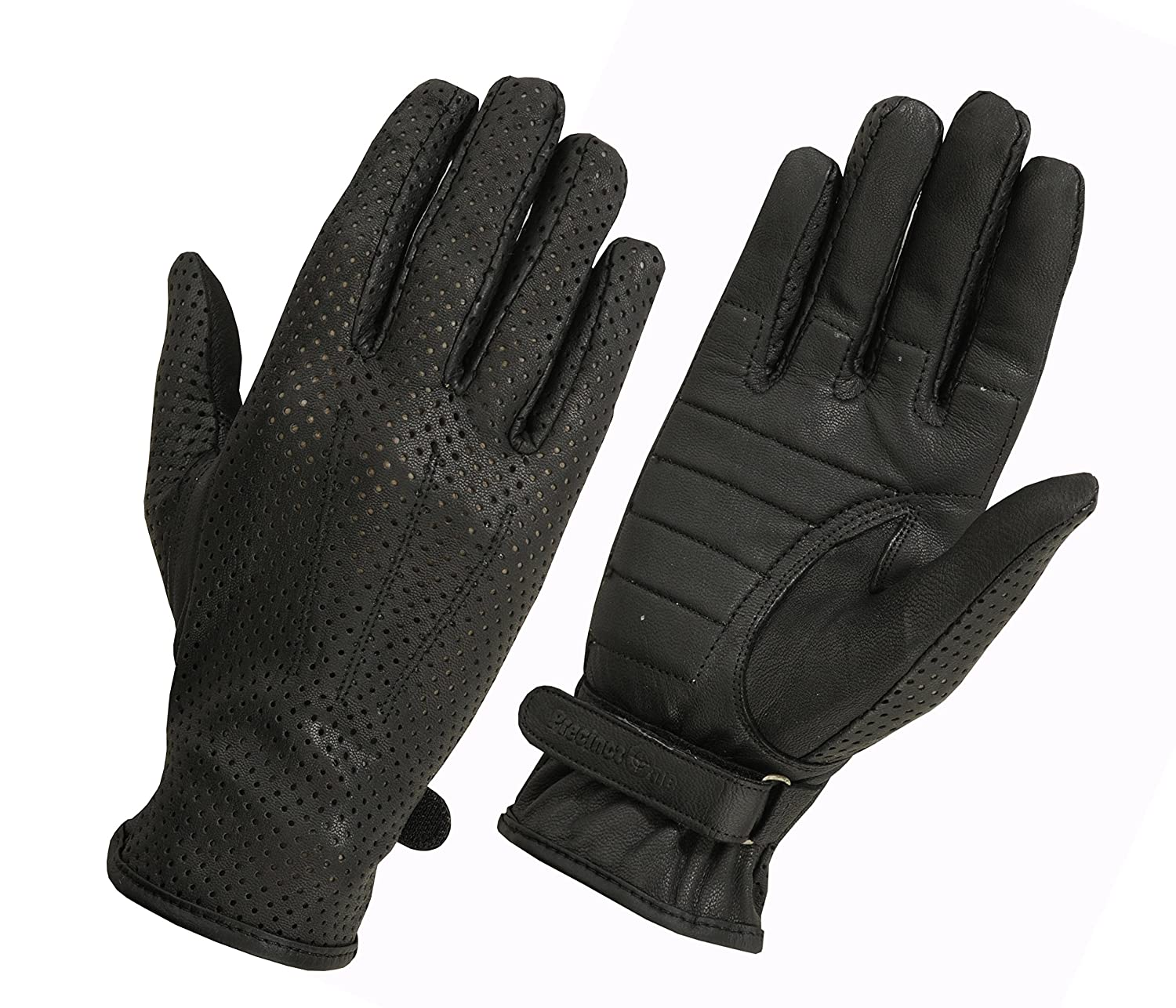Ladies Weatherlite Water Resistance Leather Driving, Police, and Motorcycle Glove