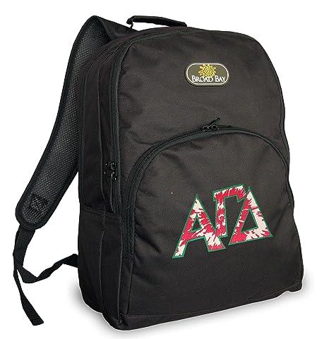 Mochila de viaje AGD hermandad Gamma Alfa mochilas escolares