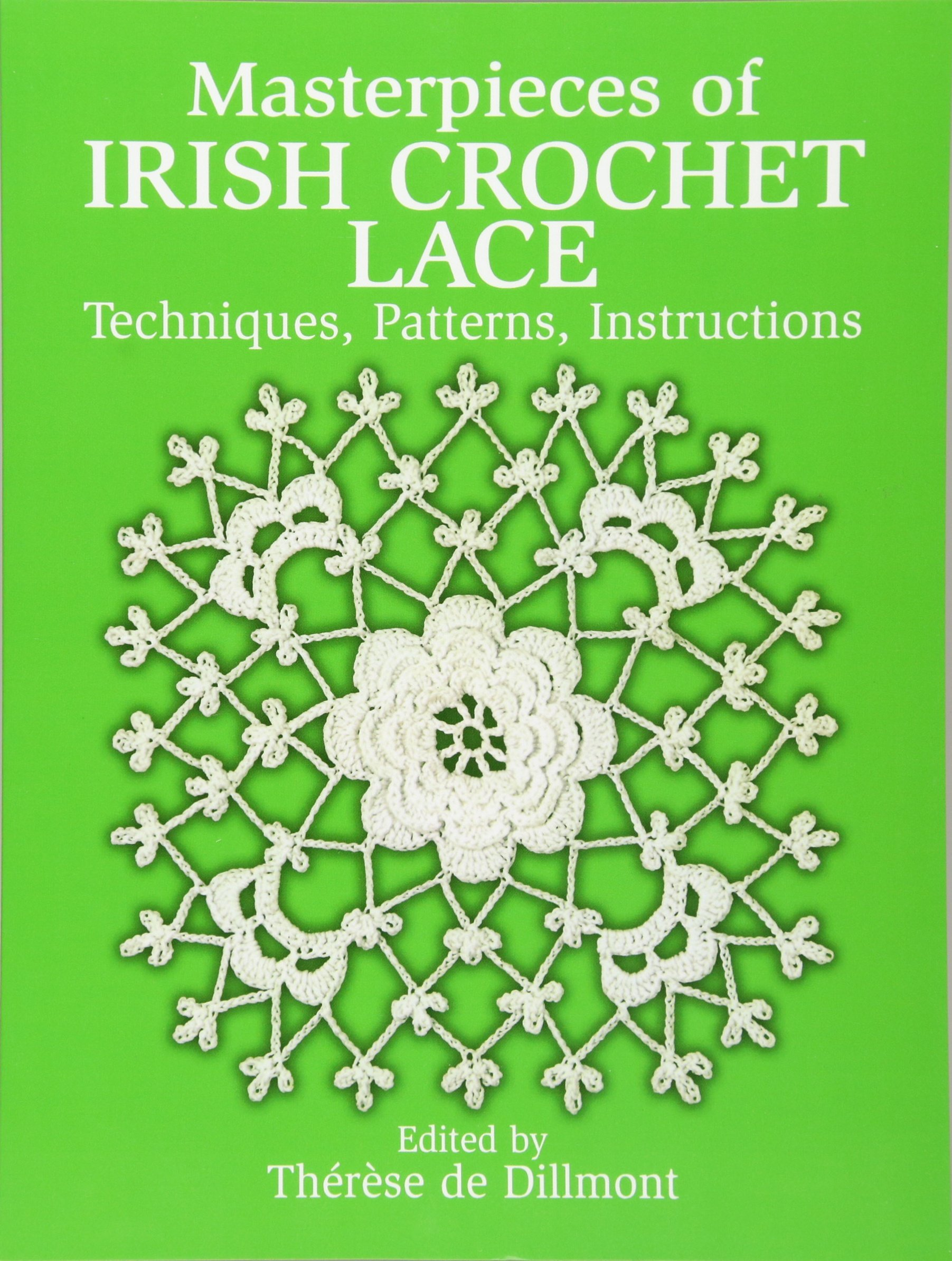 Irish crochet t